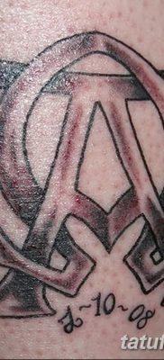 фото тату омега от 12.09.2017 №029 – tattoo omega – tatufoto.com