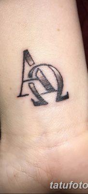 фото тату омега от 12.09.2017 №032 – tattoo omega – tatufoto.com