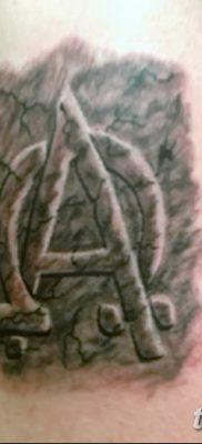 фото тату омега от 12.09.2017 №032 – tattoo omega – tatufoto.com 123123231