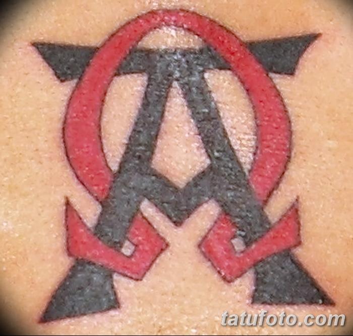 фото тату омега от 12.09.2017 №034 - tattoo omega - tatufoto.com