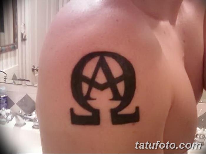 фото тату омега от 12.09.2017 №039 - tattoo omega - tatufoto.com