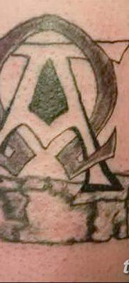 фото тату омега от 12.09.2017 №041 – tattoo omega – tatufoto.com