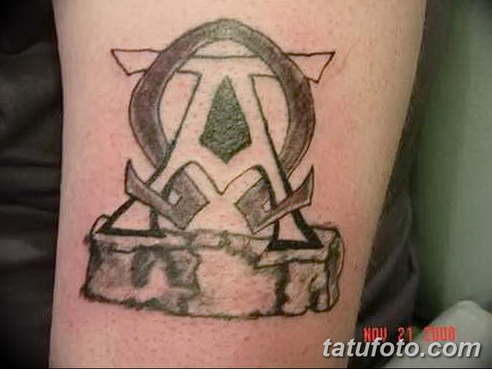 фото тату омега от 12.09.2017 №041 - tattoo omega - tatufoto.com