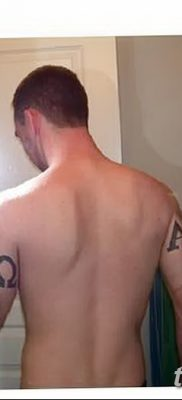 фото тату омега от 12.09.2017 №045 – tattoo omega – tatufoto.com