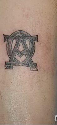 фото тату омега от 12.09.2017 №048 – tattoo omega – tatufoto.com