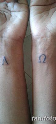 фото тату омега от 12.09.2017 №049 – tattoo omega – tatufoto.com