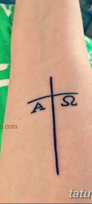 фото тату омега от 12.09.2017 №053 – tattoo omega – tatufoto.com