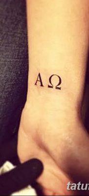 фото тату омега от 12.09.2017 №063 – tattoo omega – tatufoto.com