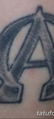 фото тату омега от 12.09.2017 №067 – tattoo omega – tatufoto.com