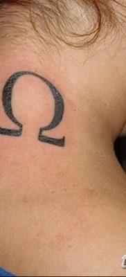 фото тату омега от 12.09.2017 №071 – tattoo omega – tatufoto.com