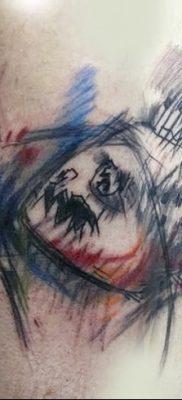 фото тату пиранья от 15.09.2017 №057 – tattoo piranha – tatufoto.com