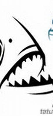 фото тату пиранья от 15.09.2017 №066 – tattoo piranha – tatufoto.com