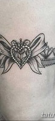 фото тату подвязка от 03.09.2017 №020 – Garter Tattoo – tatufoto.com