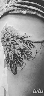 фото тату подвязка от 03.09.2017 №154 – Garter Tattoo – tatufoto.com