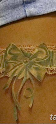 фото тату подвязка от 03.09.2017 №157 – Garter Tattoo – tatufoto.com