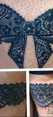 фото тату подвязка от 03.09.2017 №163 – Garter Tattoo – tatufoto.com