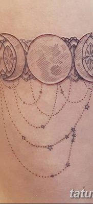 фото тату подвязка от 03.09.2017 №168 – Garter Tattoo – tatufoto.com
