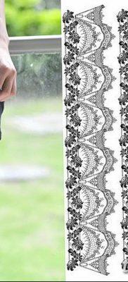 фото тату подвязка от 03.09.2017 №171 – Garter Tattoo – tatufoto.com