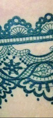 фото тату подвязка от 03.09.2017 №186 – Garter Tattoo – tatufoto.com