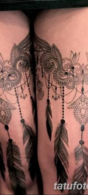 фото тату подвязка от 03.09.2017 №190 – Garter Tattoo – tatufoto.com