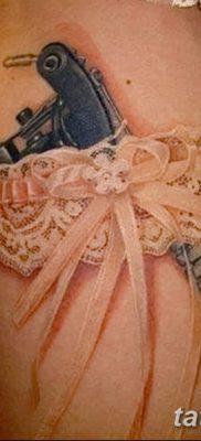 фото тату подвязка от 03.09.2017 №195 – Garter Tattoo – tatufoto.com