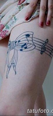 фото тату подвязка от 03.09.2017 №221 – Garter Tattoo – tatufoto.com