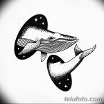 фото эскизы для тату космос от 26.09.2017 №020 - sketches for tattoo space - tatufoto.com