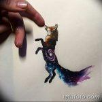 фото эскизы для тату космос от 26.09.2017 №036 - sketches for tattoo space - tatufoto.com