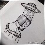 фото эскизы для тату космос от 26.09.2017 №048 - sketches for tattoo space - tatufoto.com