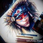 фото эскизы для тату космос от 26.09.2017 №049 - sketches for tattoo space - tatufoto.com