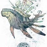фото эскизы для тату космос от 26.09.2017 №062 - sketches for tattoo space - tatufoto.com