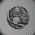 фото эскизы для тату космос от 26.09.2017 №073 - sketches for tattoo space - tatufoto.com