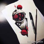 фото эскизы для тату космос от 26.09.2017 №090 - sketches for tattoo space - tatufoto.com