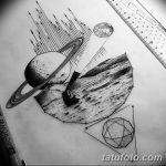 фото эскиз тату юпитер от 26.09.2017 №006 - sketch of tattoo jupiter - tatufoto.com