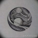 фото эскиз тату юпитер от 26.09.2017 №009 - sketch of tattoo jupiter - tatufoto.com