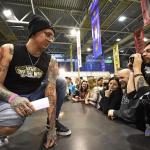 5 самых интересных татуировок гостей фестиваля Татумо - фото 11