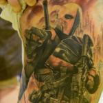 5 самых интересных татуировок гостей фестиваля Татумо - фото 15