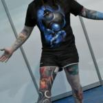 5 самых интересных татуировок гостей фестиваля Татумо - фото 22