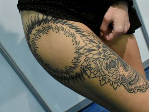 5 самых интересных татуировок гостей фестиваля Татумо - фото 23