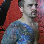 5 самых интересных татуировок гостей фестиваля Татумо - фото 26