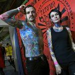 5 самых интересных татуировок гостей фестиваля Татумо - фото 5