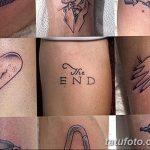 фото Самодельные тату (хэндпоук - Handpoke tattoo) от 27.10.2017 №036 - tatufoto.com