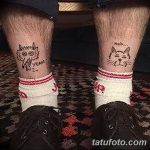 фото Самодельные тату (хэндпоук - Handpoke tattoo) от 27.10.2017 №038 - tatufoto.com