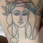 фото Самодельные тату (хэндпоук - Handpoke tattoo) от 27.10.2017 №051 - tatufoto.com