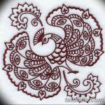 фото Символы мехенди от 24.10.2017 №014 - Mehendi symbols - tatufoto.com