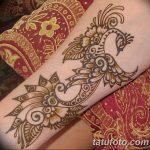 фото Символы мехенди от 24.10.2017 №019 - Mehendi symbols - tatufoto.com