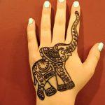 фото Символы мехенди от 24.10.2017 №060 - Mehendi symbols - tatufoto.com