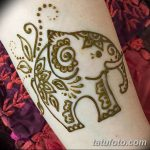фото Символы мехенди от 24.10.2017 №063 - Mehendi symbols - tatufoto.com