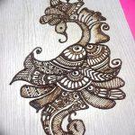 фото Символы мехенди от 24.10.2017 №076 - Mehendi symbols - tatufoto.com