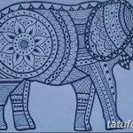 фото Символы мехенди от 24.10.2017 №086 - Mehendi symbols - tatufoto.com